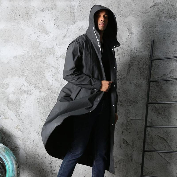 Thicken, Outdoor, camping, raincoat
