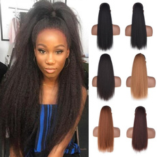 ponytailextension, wig, Hairpieces, Hair Extensions