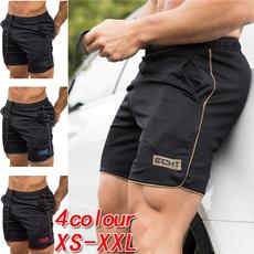 joggingpant, Polyester, Shorts, casualtrouser