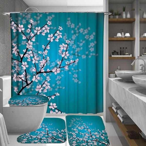 Bathroom, bathroomdecor, Home Decor, Waterproof