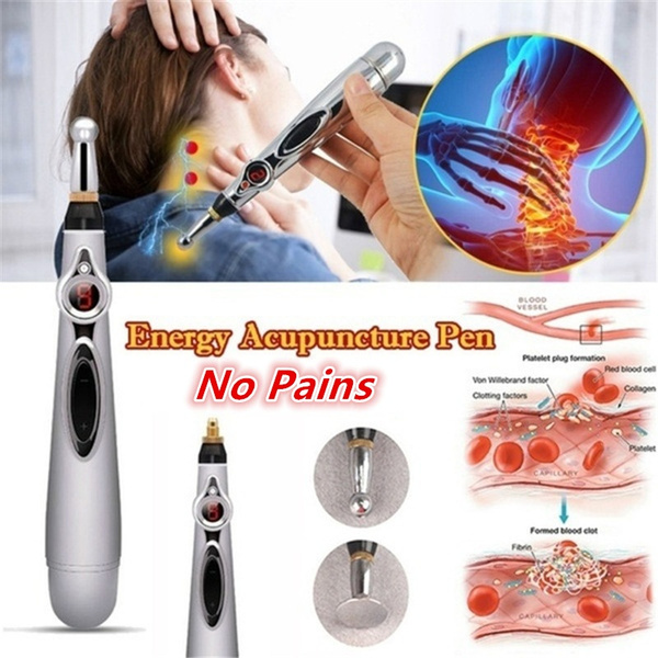meridianmassager, magnetictherapy, chinesemedicine, Pen