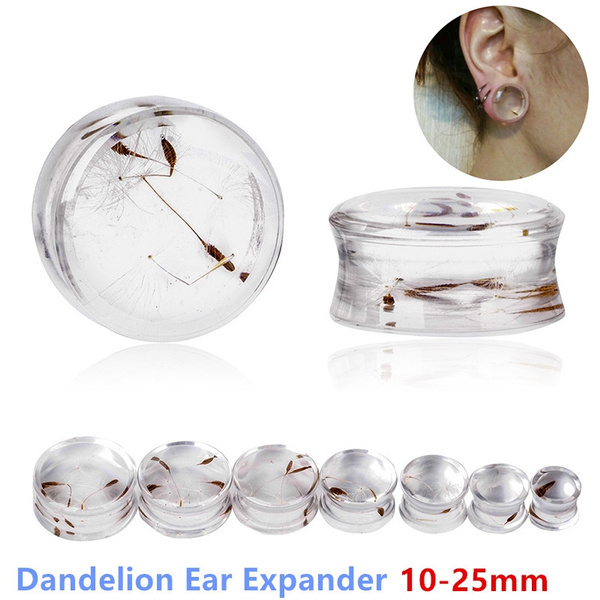 Jewelry, earexpander, dandelion, earplug00g