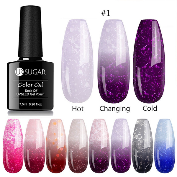colorchangingnail, art, Beauty, Thermal