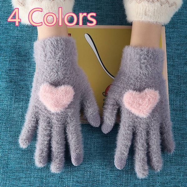 cuteglove, Touch Screen, warmglove, knittedglove