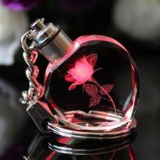 Flashlight, crystalkeychain, pendantsamplocket, Fashion
