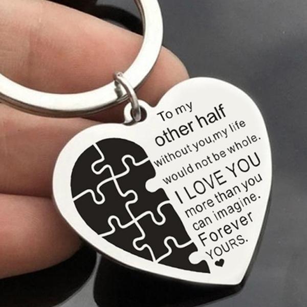 Jewelry, Heart, Key Chain, Jewelry Accessories