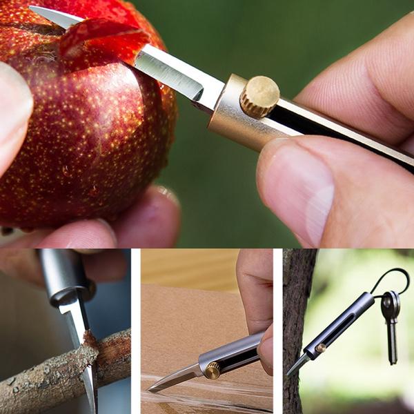 Mini, pocketknife, Fashion, Key Chain