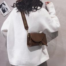 Shoulder Bags, Fashion, strawbag, Simple