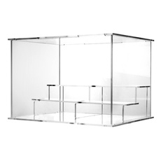 Box, Collectibles, acrylicdisplaycase, case