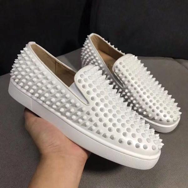 spiked designer shoes