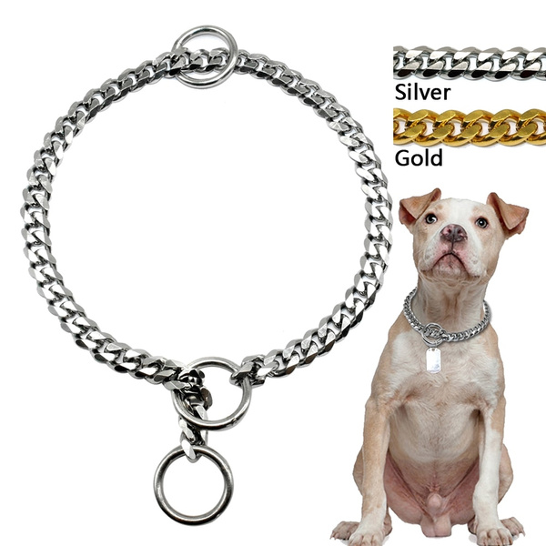 dogchain, collarfordog, Stainless Steel, Choker