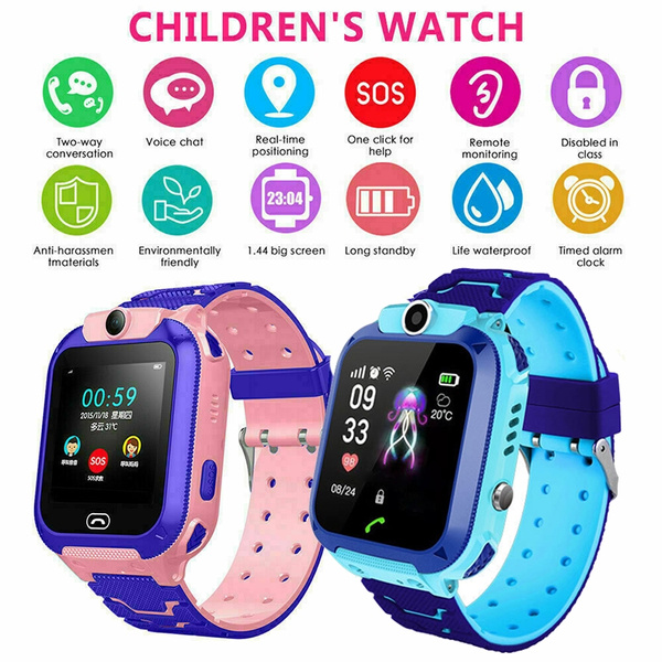 childrenswatch, Waterproof, locatoramptracker, Gps
