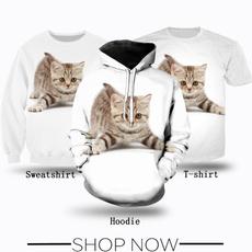 Fashion, Cats, T Shirts, Women Clothing