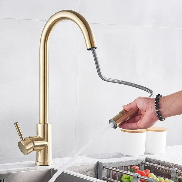 Steel, Shower, Faucet Tap, rotate