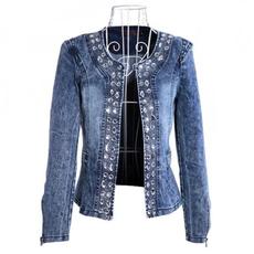 Jacket, Plus Size, Jewelry, Coat