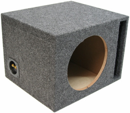 Box, Cars, Speakers, Subwoofer