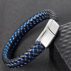 Charm Bracelet, Steel, Stainless Steel, gothicbracelet