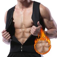 waisttrainervestmen, saunavestformen, Vest, Fashion