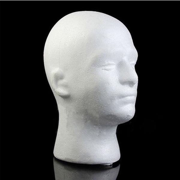 manikinhead, wig, Head, Fashion
