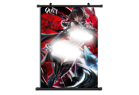 Persona 5 Takemi Tae HD Print Canvas Wall Poster Scroll Room Decor