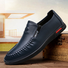 Fashion, England, Breathable, leather