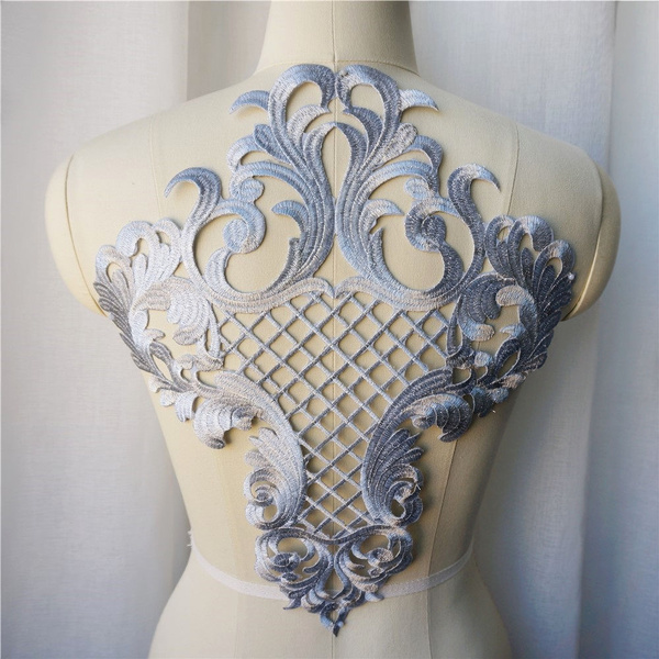 gowns, Flowers, Jewelry, Applique