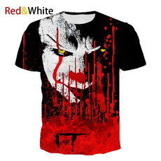 clowntshirt, New arrival, Cosplay, Shirt