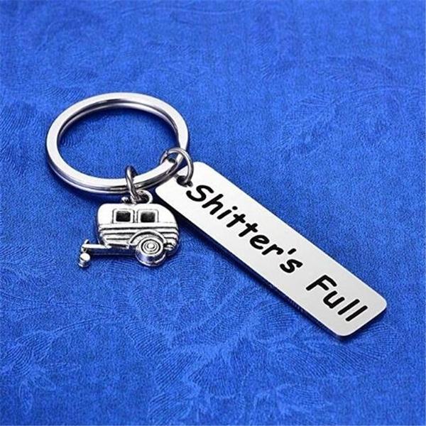 Steel, stainlesssteelkeyring, funnykeyring, Key Chain