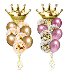 princesscrown, gold, latex, crown