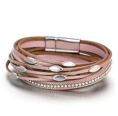 Charm Bracelet, bikerbracelet, gothicbracelet, Jewelry