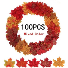 Decor, leaf, mapleleafscenery, partydecorationsfavor