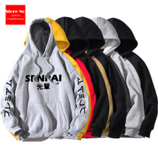 Fashion, Cotton, pullover hoodie, hoodiescoat