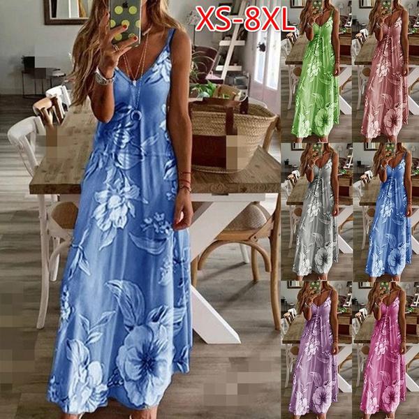 Summer, printeddres, halter dress, Halter