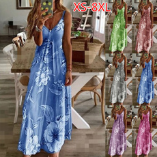 Summer, printeddres, halter dress, Halter