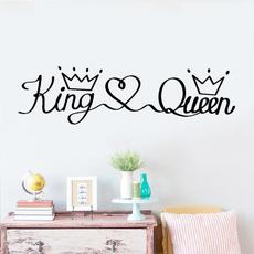 King, Decor, Love, hisqueen