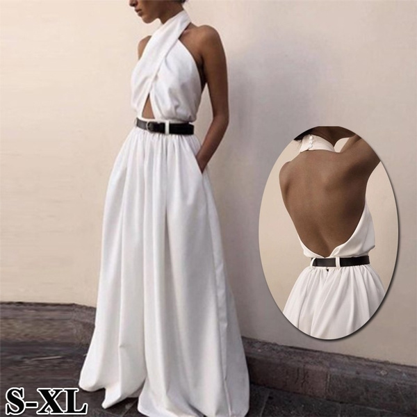 halter top, trousers, Halter, Casual pants