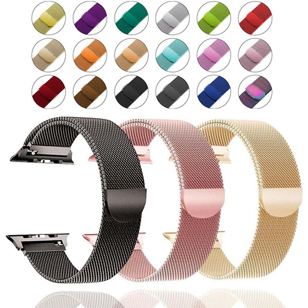 applewatchband40mm, Steel, Fashion, applewatchband44mm