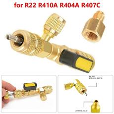Copper, r410a, valvereplacementtool, enginevalvetool