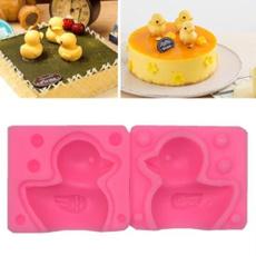cute, cakeborder, 3dduckmould, Soap