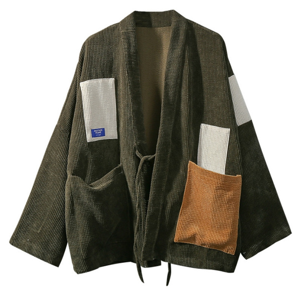 corduroykimonojacket, Fashion, Coat, cardiganformen