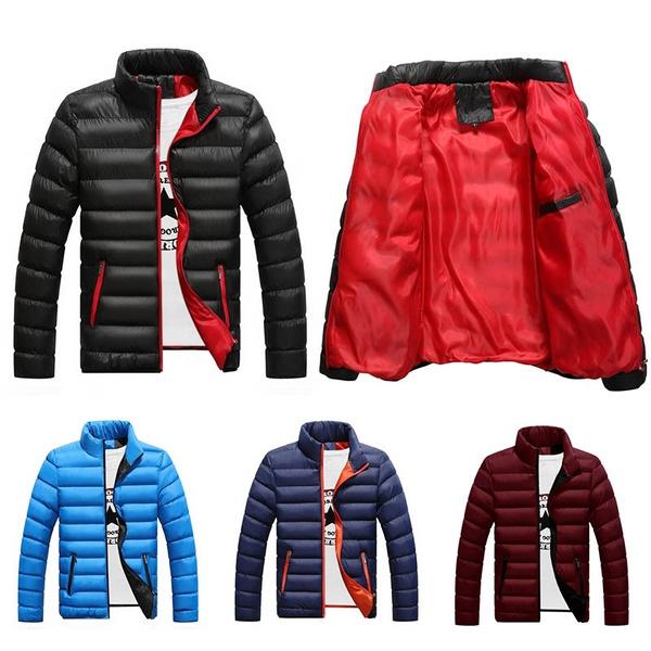 Men, Winter, Coat, slim