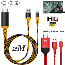 ipad, iphone 5, Cable, Hdmi