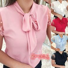 Summer, Fashion, chiffon, pullovershirt