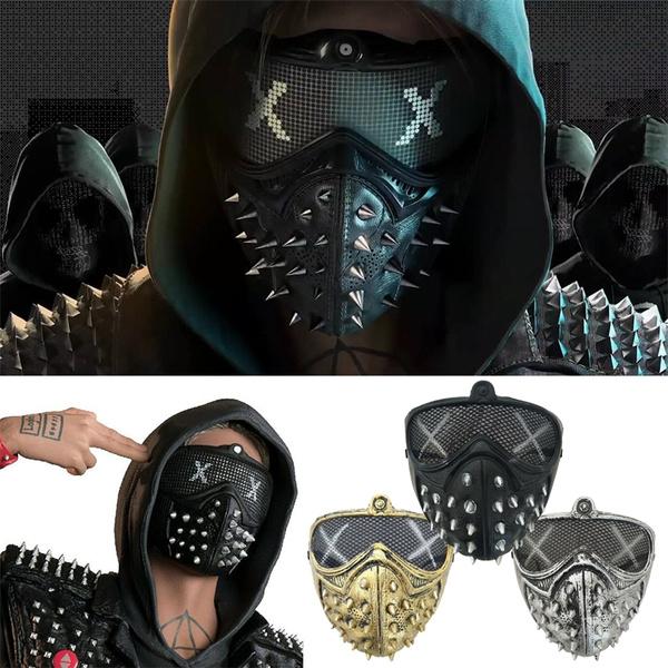 watchdogmask, devils, Cosplay, partymask