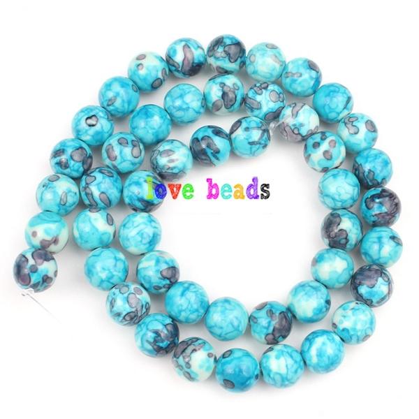 Blues, rainbow, Jewelry Accessory, diybracelet