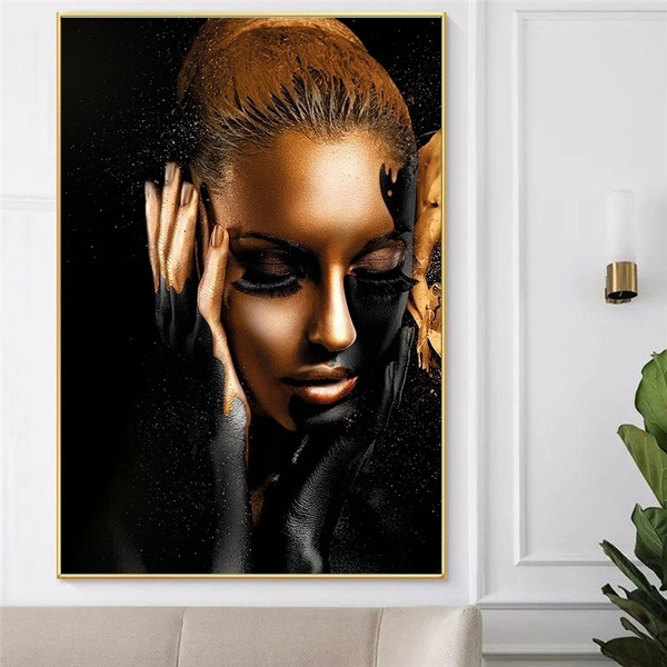 art, gold, canvaswoman, homeartdecowoman