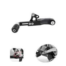 gearshiftleverforf850g, bmw, adjustablegearlever, rearbrakeleveradjustablegearlever
