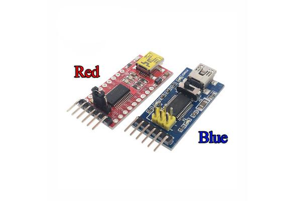 FT232RL FTDI Serials Adapter Module Mini Port Arduino USB to TTL 3.3V 5.5V SE