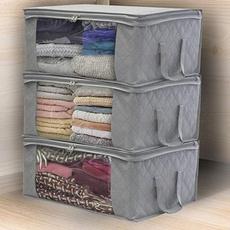 Box, Home & Living, foldingwardrobe, blanketstorage