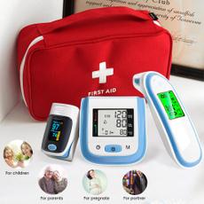digitalbloodpressuremonitor, oximeterspo2, thermometergun, Monitors